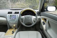 トヨタ・カムリ Gリミテッドエディション(FF/5AT)/Gディグニスエディション(FF/5AT)【試乗速報】の画像