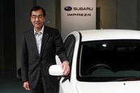富士重工業の森郁夫社長(写真)は、「今秋、さらなるハイパフォーマンスバージョンの投入を予定している」とコメント。