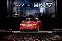 リンカーンから新型高級セダン「MKS」登場の画像