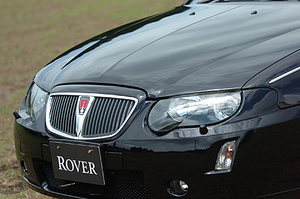 ローバー75サルーン2.5 V6コニサーSE/75ツアラー2.5 V6コニサーSE(5AT/5AT)【試乗記】