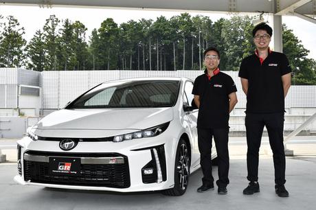 トヨタが、モータースポーツ直系のスポーツコンバージョンモデル「GR」シリーズの展開をスタート。そこには...