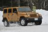 ジープ・ラングラー アンリミテッド サハラ(4WD/5AT)/コンパス リミテッド(4WD/6AT)【試乗記】
