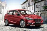 「BMW 2シリーズ アクティブツアラー」に充実装備の限定車