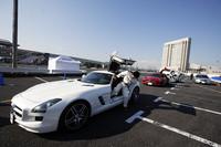 メルセデス・ベンツ、AMG車の試乗イベントを開催