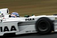 2002年英国F3チャンピオンのロビー・カー。フォーミュラニッポン参戦は今のところ正式には決まっていないようだ