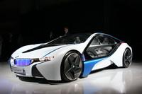 BMW、近未来のモビリティを発表