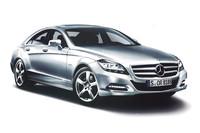 新型「CLS350」が、エコカー減税対象車に認定の画像
