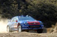 【WRC 2006】第12戦キプロス、グロンホルム痛恨のスピン、ロウブが今季8勝目でタイトル近づくの画像