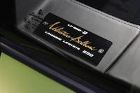 「ガヤルドLP550-2 バレンティーノ・バルボーニ」は、世界で250台のみが生産される限定モデル。