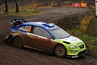 第14戦、大波乱のラリージャパンはフォードのヒルボネンが優勝!【WRC 07】