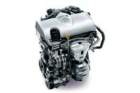 新開発の1.3リッター直4エンジン。