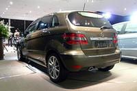 メルセデスA/Bクラスがフェイスリフト、限定車も発売の画像