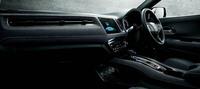 「ハイブリッドRS・Honda SENSING」のインテリア。