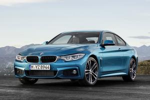「BMW 4シリーズ クーペ/カブリオレ/グランクーペ」がマイナーチェンジ