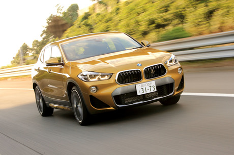 """""""アンフォロー""""をテーマに、ブランドの既存のルールにとらわれない独特な立ち位置でデビューした「BMW X2..."""