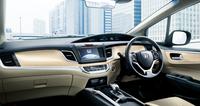 ホンダが新型車「ジェイド」の情報を先行公開の画像