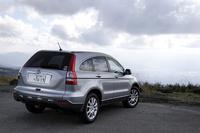 ホンダCR-V ZXi(4WD/5AT)【ブリーフテスト】