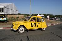 映画「007 ユア・アイズ・オンリー」劇中車の自作レプリカ。