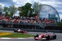 F1カナダGP、2004年カレンダーから脱落の画像