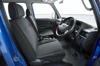 「スバル・サンバー」にブルーの特別仕様車