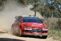 第7戦サルディニア、フォードが1-2フィニッシュを達成! ローブは無念のリタイア【WRC 07】の画像