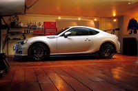 「BRZ tS GT PACKAGE」