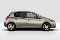 ルノー・ルーテシアにレザーシート採用の限定車の画像