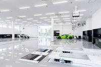 マクラーレンが東京にサービスセンターを開設の画像