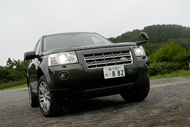 ランドローバー・フリーランダー2 HSE(4WD/6AT)【ブリーフテスト】