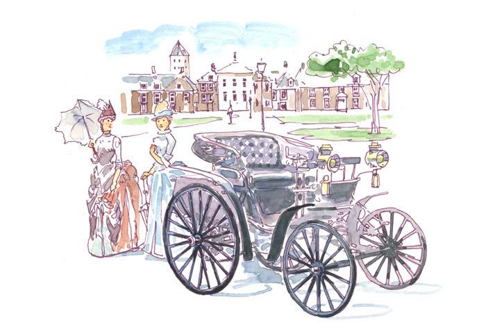 第1回:ガソリン自動車誕生<1886年>2人のドイツ人が内燃機関を作った