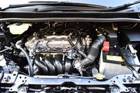 2リッター直4エンジン。アイドリングストップ機構が備わる。