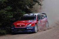 【WRC 2005】第8戦アクロポリス、もはや敵なし!? ロウブ、グラベル戦で5連勝!の画像