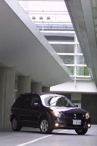 トヨタ・ヴォルツS FF(4AT)【ブリーフテスト】の画像