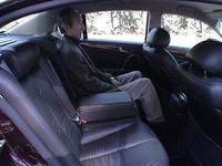 日産シーマ450XV【試乗記】の画像