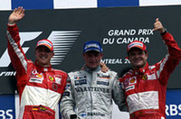 【F1 2005】第8戦カナダGP決勝結果の画像