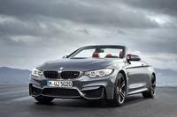 「BMW M4コンバーチブル」