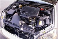 トヨタ・マークII2.5グランデG(5AT)【ブリーフテスト】の画像