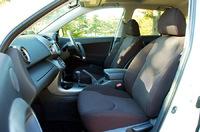 トヨタRAV4 G(4WD/CVT)/SPORT(4WD/CVT)【試乗記】の画像