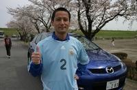 (私信)ほぼ毎週日曜日に大宮でサッカーやってます。対戦希望の方は小沢までメールを! 強すぎないかた希望。