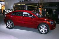 【2003年デトロイトショー】フォード、GM、クライスラー
