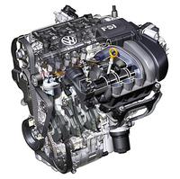 新開発のFSIエンジン