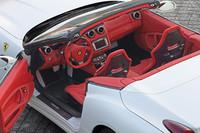 フェラーリ・カリフォルニアに日本限定の特別車の画像