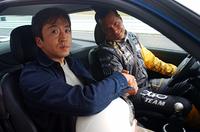 当日はフランスより来日した、WRC(世界ラリー選手権)のエントリーカテゴリー、JWRCスーパー1600クラスに参戦する、シモン・ジャン−ジョゼフ氏による同乗走行も行われた。