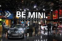 クルマの楽しさを全方位で紹介、BMWブース【フランクフルトショー2011】の画像