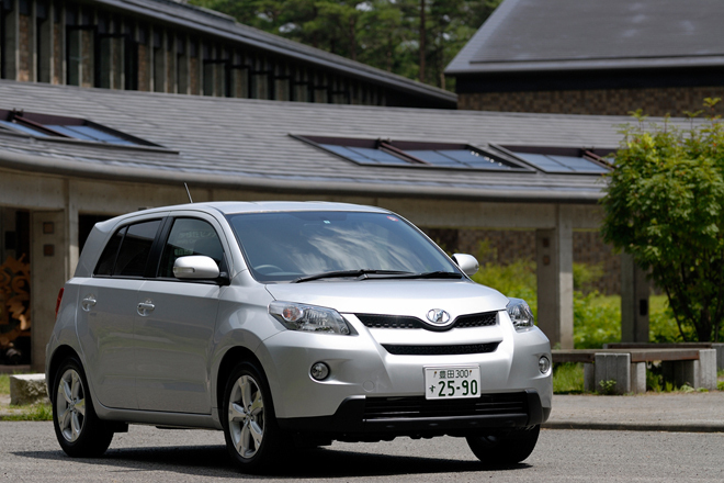 トヨタ・イスト 180G(FF/4AT)/150X(4WD/CVT)/150X(FF/CVT)【試乗記】