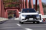 三菱アウトランダーPHEV Sエディション(4WD)【試乗記】