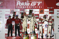 波乱の第6戦スズカは、KRAFTのレクサスが優勝!【SUPER GT 09】