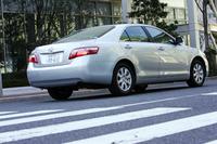 トヨタ・カムリ Gリミテッドエディション(FF/5AT)【ブリーフテスト】の画像
