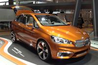 「BMWコンセプト アクティブ ツアラー アウトドア」