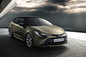 【ジュネーブショー2018】トヨタ、3代目となる新型オーリスを発表
